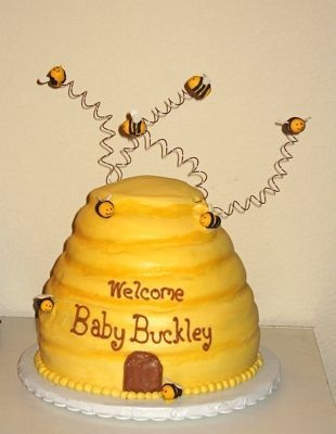 19 Best Bee Cakes Images On Pinterest