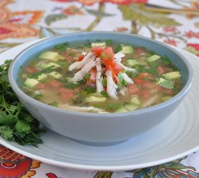 Whole Sisters - Chicken Lime Fiesta Soup