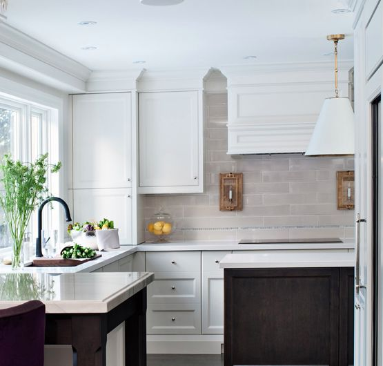 Elizabeth metcalfe kitchen pinterest for Are white kitchen cabinets still in style