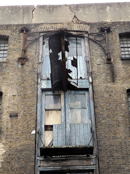 Heritage at Risk: Great Suffolk Street warehouse added to register