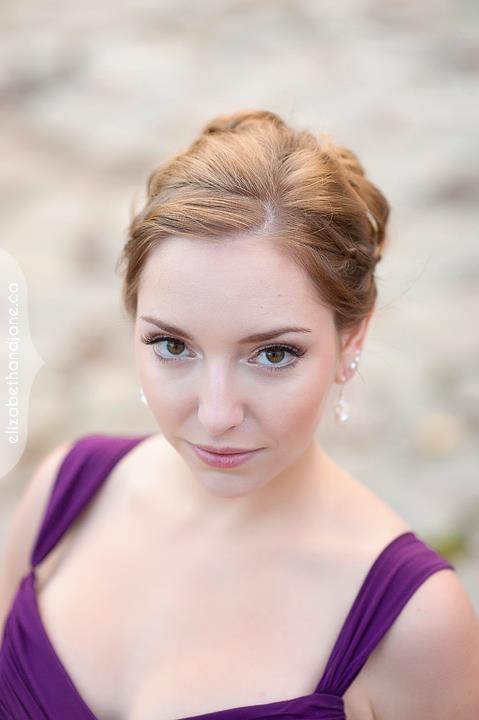 Make-up by Alexandra Field, Ottawa, Canada.