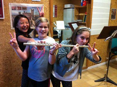 """Esta fue nuestra semana de conciertos""  #flauta #flautatravesera #flute #vanflute #flutetrio #flutestudens #EncuentrodeFlautistasdeNavarra #flutebox #escuelademusicadeolite"
