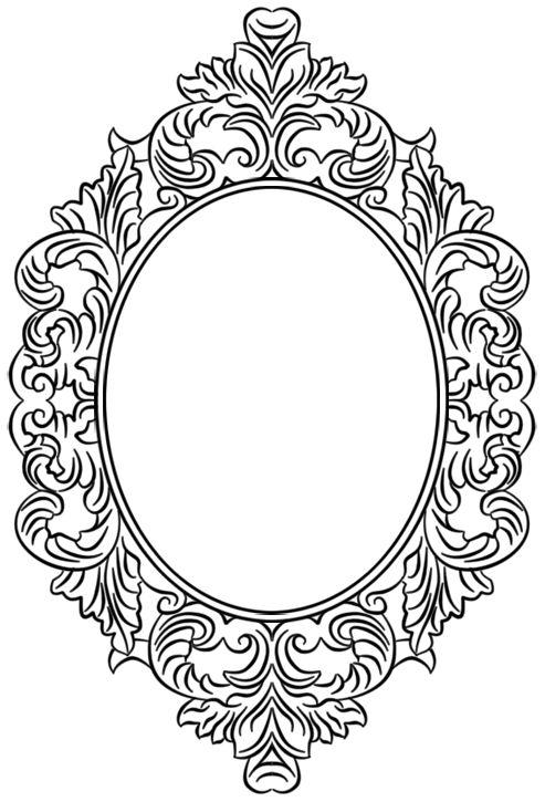 493 725 pixels para todo pinterest for Mirror drawing