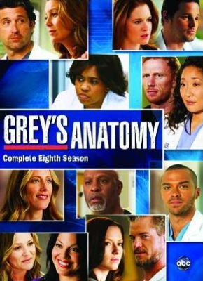 DVD Boxed Set: Ellen Pompeo, Patrick Dempsey: Grey's Anatomy - Season 8 #gifts #holidays #christmas