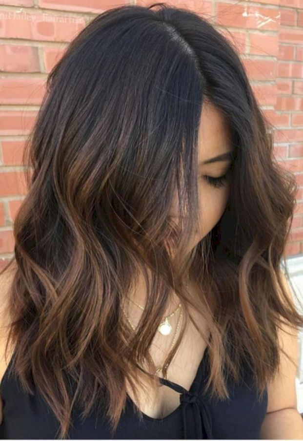48 Cool Hair Color Ideas To Try In 2018 Hair Highlights Braides
