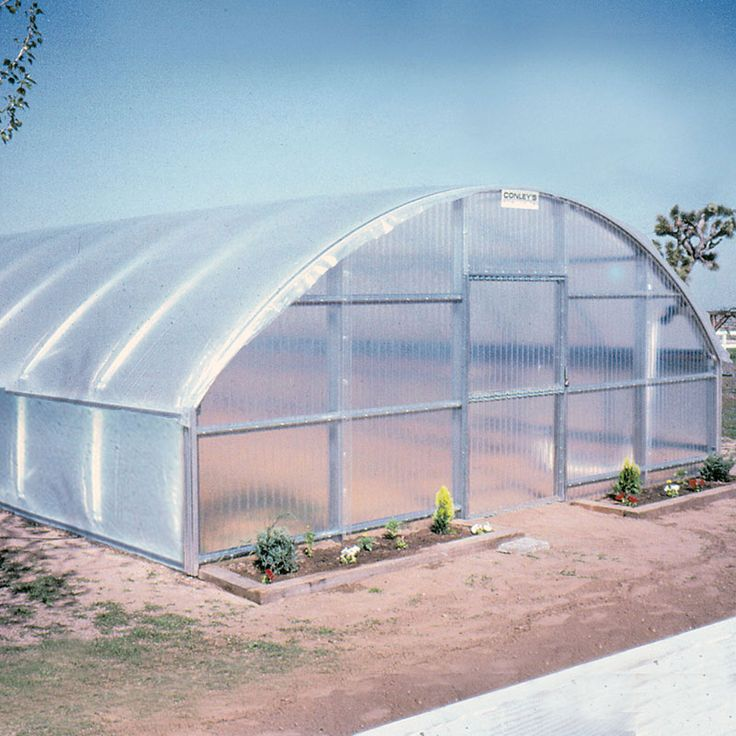 20' x 36' Complete Cold Frame Package - Complete Greenhouse Packages