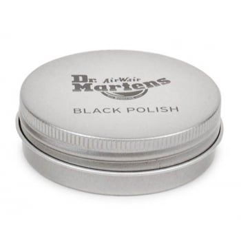 50ml Dr Martens Black Solid wax paste formula which restores color and nourishes leather to keep it soft and supple. Our polish provides effective rain and stain resistance and buffs quickly to a high shine. For use on black leathers. http://www.marshallshoes.co.uk/shoe-polish-cream-c16/dr-martens-black-50ml-shoe-polish-ac028001-p3866