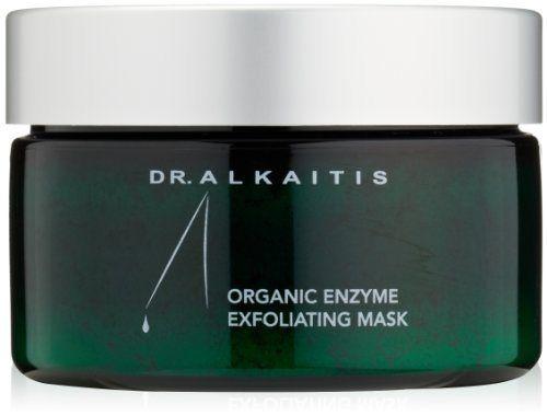 DR. ALKAITIS Organic Enzyme Exfoliating Mask, 1.25 oz. - http://essential-organic.com/dr-alkaitis-organic-enzyme-exfoliating-mask-1-25-oz/