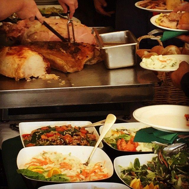 Roast Buffet.  #buffet #carvery #catering #perth