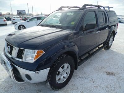 2008 Nissan Frontier is located at our North Edmonton location.
