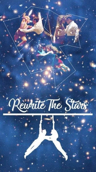 My favorite song from the movie is Re-Write the Stars, comment what yours is!