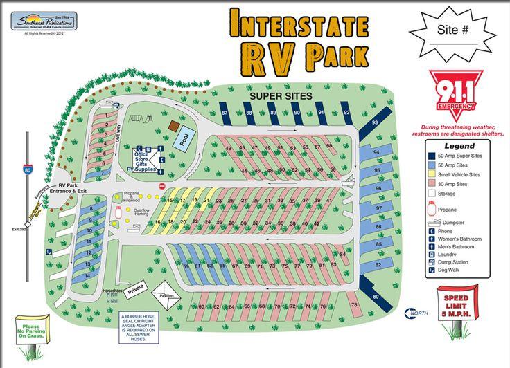 1000 Images About Rv Park Design On Pinterest Resorts