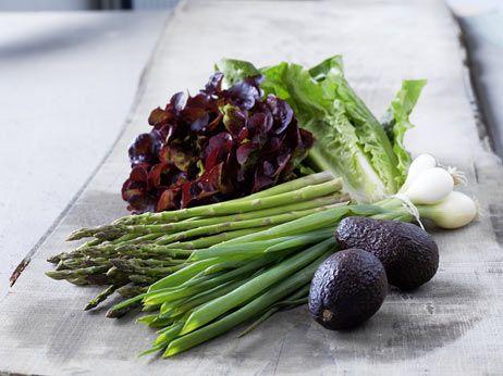 Ovnbagt porrefrittata med gedeost og timian (4 pers)  (Minus chili)