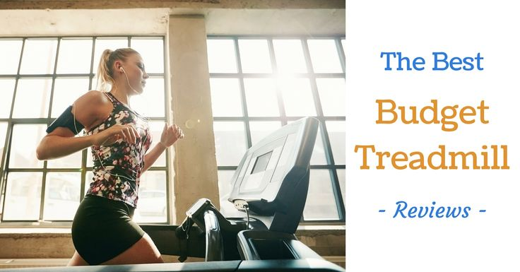 Discover our reviews of the best budget treadmill brands. As you're about to see, quality and style can be had for under $400!