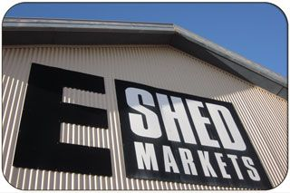 E Shed Markets, Victoria Quay - The Fremantle Waterfront District