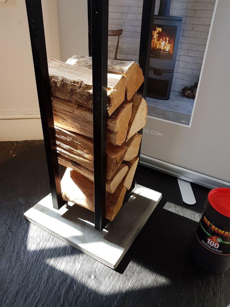 Rais Woodwall log store (free standing)