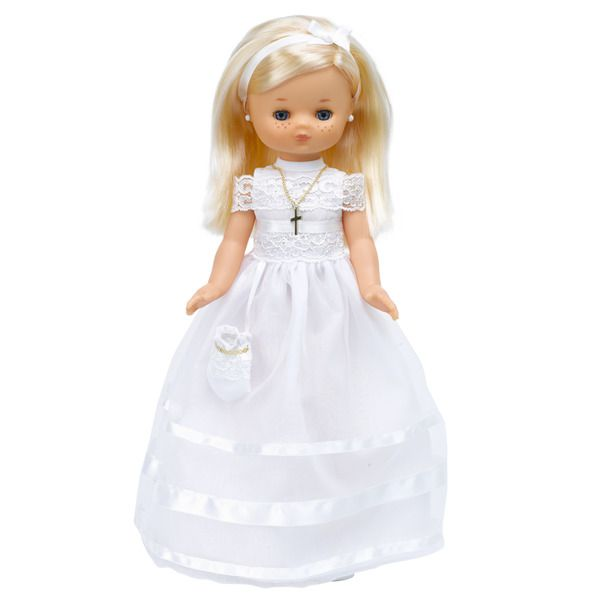 Muñeca Nancy 1ª Comunión Lesly Famosa - Muñecas y peluches - Muñecas modelo - El Corte Inglés - Juguetes