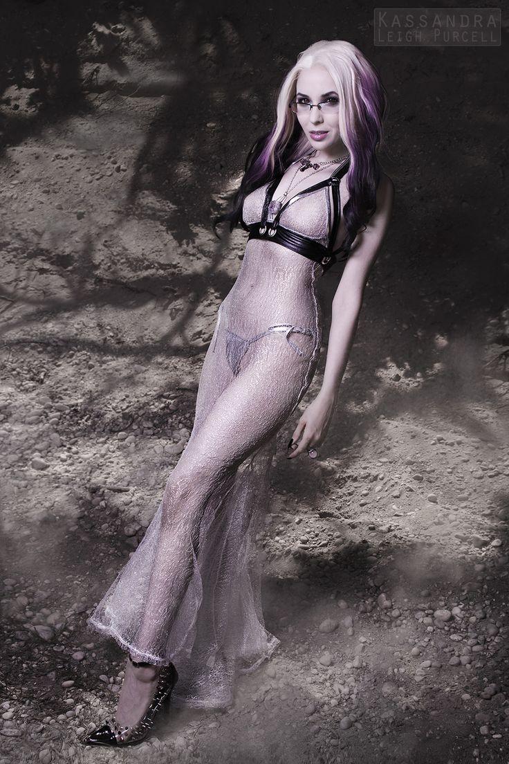 Sandy summer nude