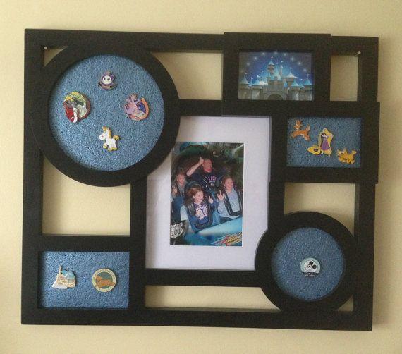Pin Collection Display Board or Fun Bulletin Board by PrettynPins, $30.00