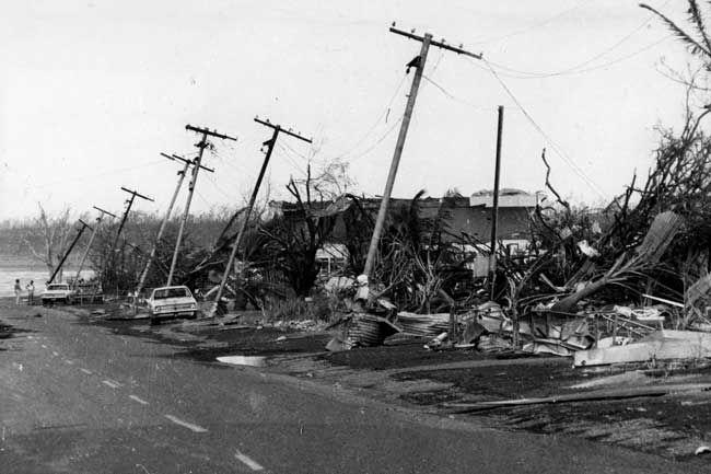 1974 Cyclone Tracy destroys Darwin, Australia,   Photo Galleries and News Photos   thetelegraph.com.au .v@e.