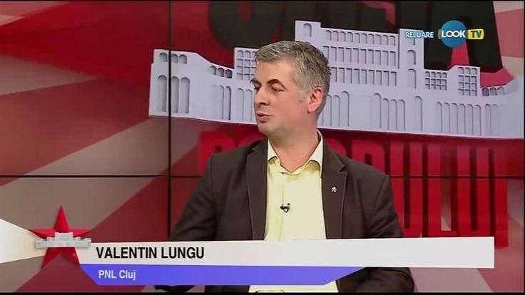 30.03.2017 Live! Look TV Valentin Lungu la Casa Poporului moderata de Ci...