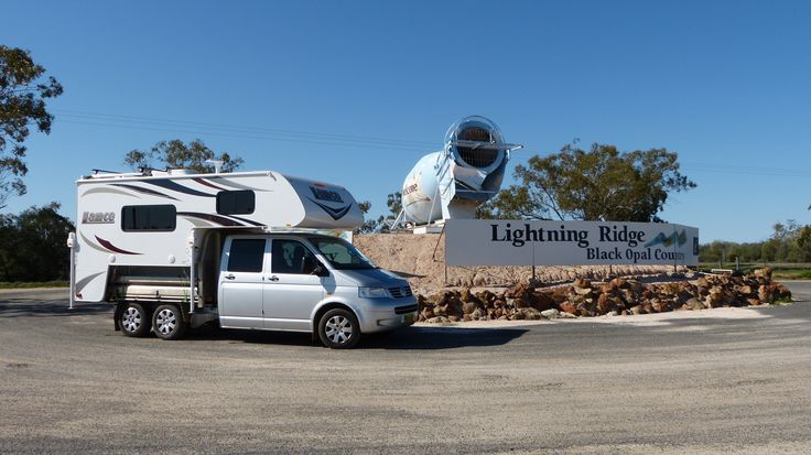 The versatility of lance campers on tour in northern nsw