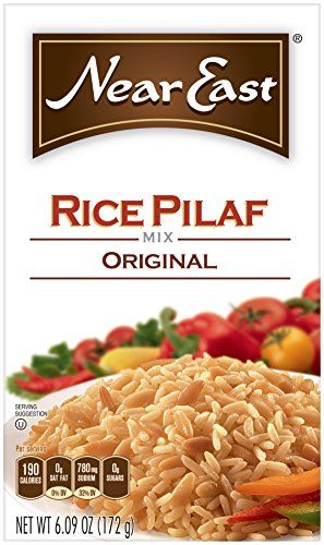 Near East Rice Pilaf Mix Original 69 Ounce Pack of 12 Boxes -- Be sure to check out this awesome product.Note:It is affiliate link to Amazon.