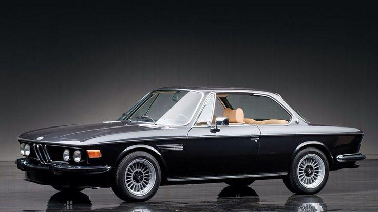 BMW E 9 Coupé (1968 - 1975)... ...very stylish...
