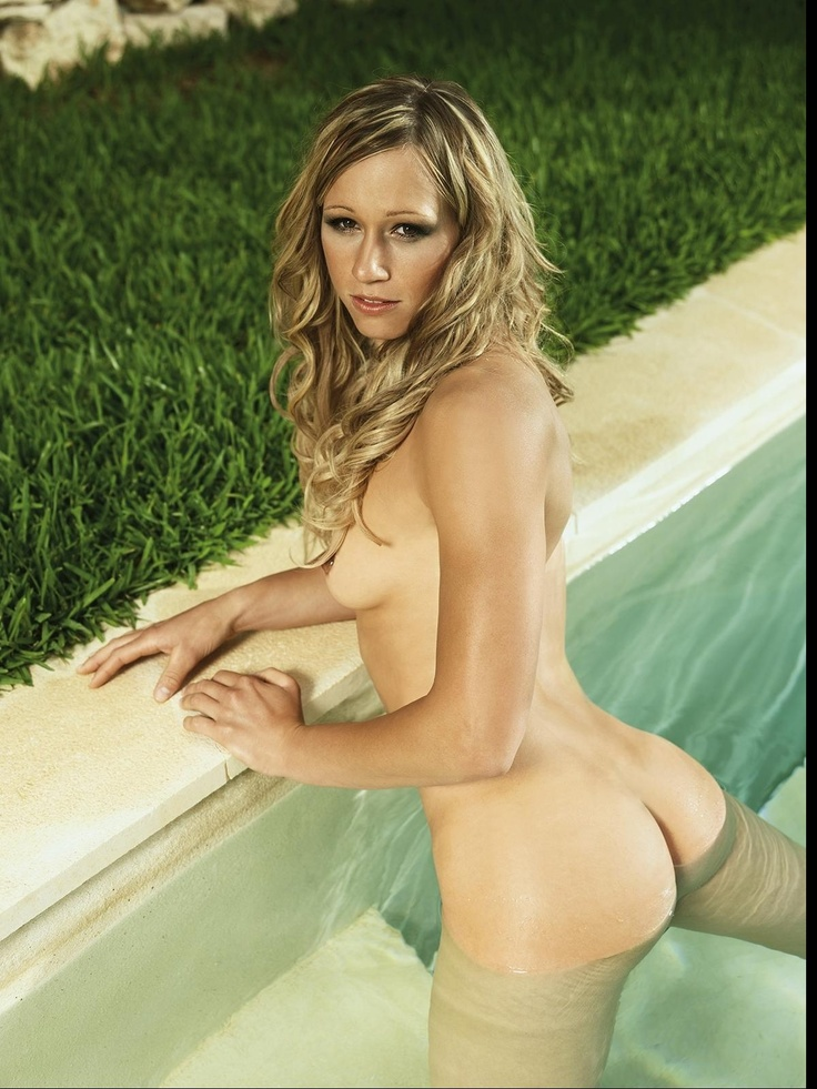 German canoe star Jenny Bongardt appeared nude in playboy.She has has said that she recieved more money from the pictorial than from her titles.