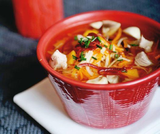 Egy finom Téli húsos leves ebédre vagy vacsorára? Téli húsos leves Receptek a Mindmegette.hu Recept gyűjteményében!