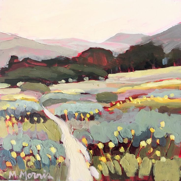 Gemälde – Melanie Morris Art