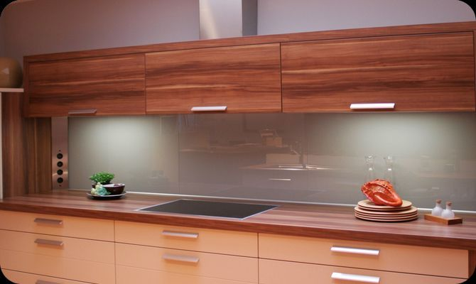 Spatwand Keuken Glas : Glas, Keukenachterwand Glas, Keuken Glas, Achterwand Keuken, Glas