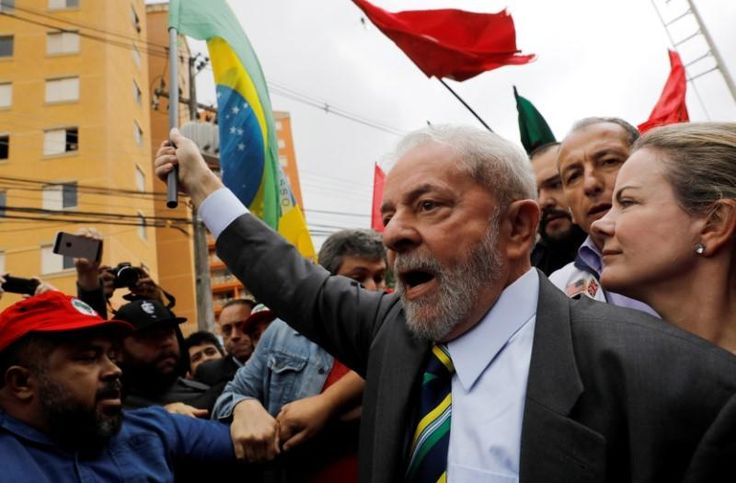 In Brazil, Lula conviction opens field for 2018 presidential race