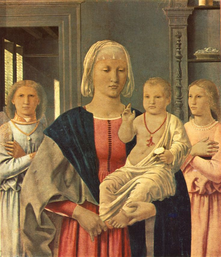 Cleansing Fire – Madonna of Senigallia - Piero della Francesca