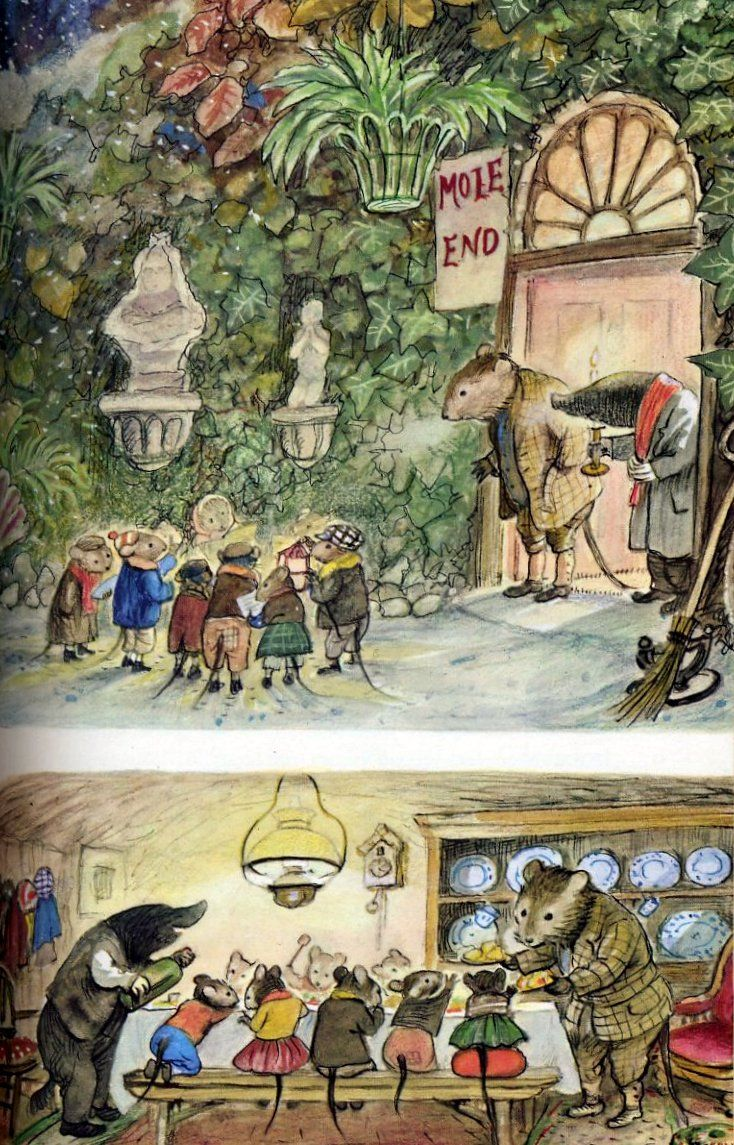 Wind in the willows ornaments - Ernest Howard Shepard Was An English Artist And Book Illustrator Known For The Wind In The Willows And Winnie The Pooh Illustrations
