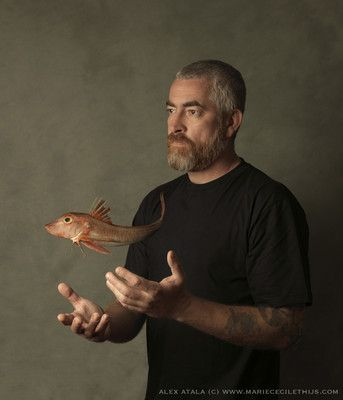 Alex Atala, Brazilian chef cook - personalities