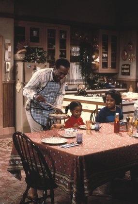 Bill Cosby, Keshia Pulliam, Tempestt Bledsoe - The Cosby Show