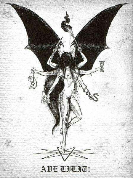 Lilith by Ath