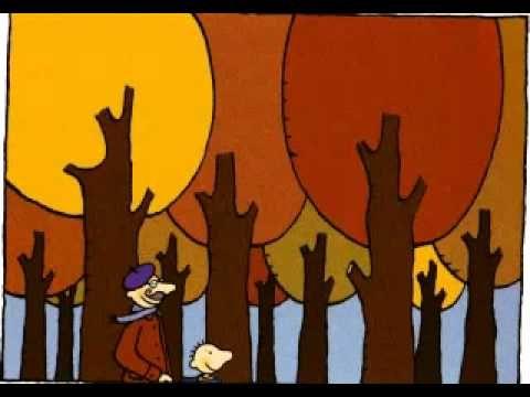 Boone Yves - Jules - Jules in het bos (herfst)