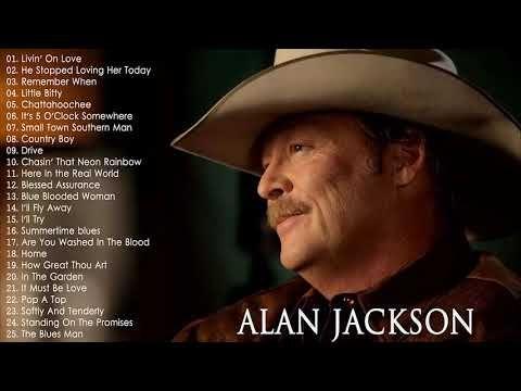 alan jackson hat er heute aufgehört, sie zu lieben