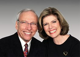 Ron and Mary Hulnick – University of Santa Monica – on Straight Talk Radio with Chuck Gallagher #chuckgallagher