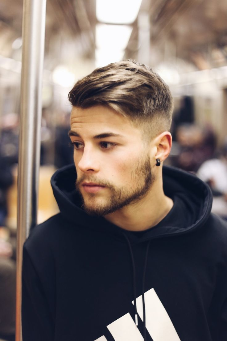 Mens short undercut haircut  best menus hairstyles u beards images on pinterest  hair cut
