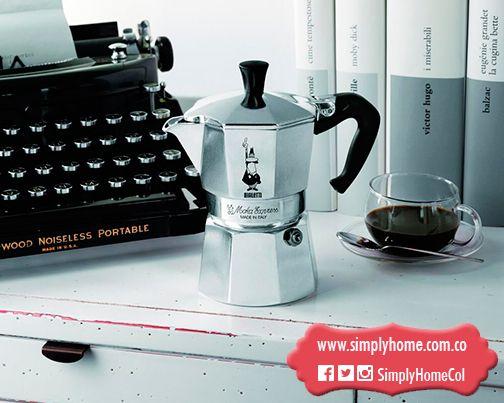 Vamos a disfrutar de un café #Christmas #Gifts #Bialetti #SimplyHome #SimplyHomeCol #Simply #Home #Decoracion