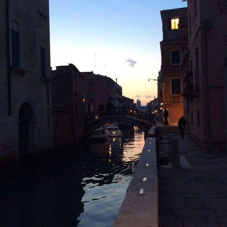 Venetian Sunset - San Barnaba - Venice