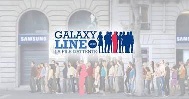 A partir d'aujourd'hui et jusqu'au 24 septembre à 19h, rejoignez la file d'attente pour tenter de gagner l'un des duos #GalaxyNote3 + #GalaxyGear mis en jeu, avant leur commercialisation en magasin. Seules les 50 premières personnes de la file remporteront le duo !