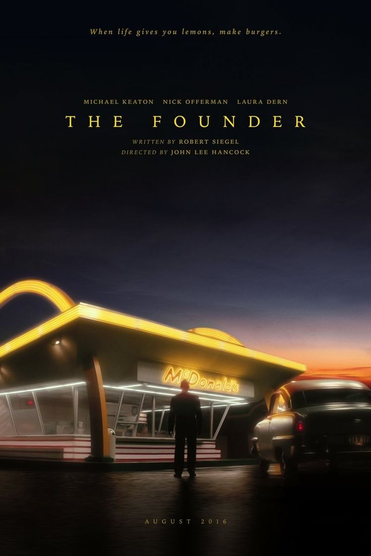 The Founder (2016) HD Wallpaper From Gallsource.com | Movie posters ...