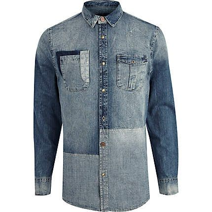 1000  ideas about Denim Shirt Men on Pinterest | Men&39s style Mens