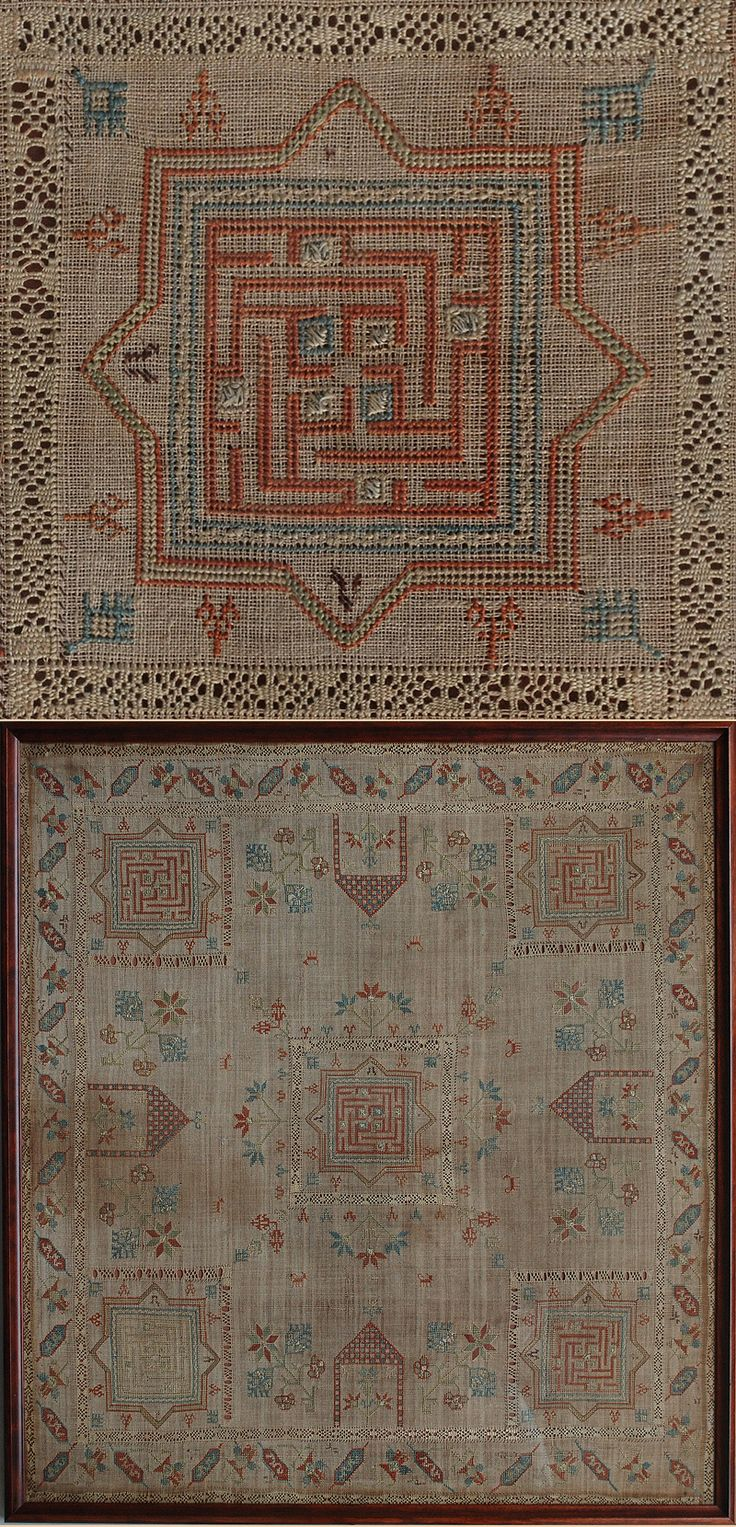 Antique Greek Embroidery