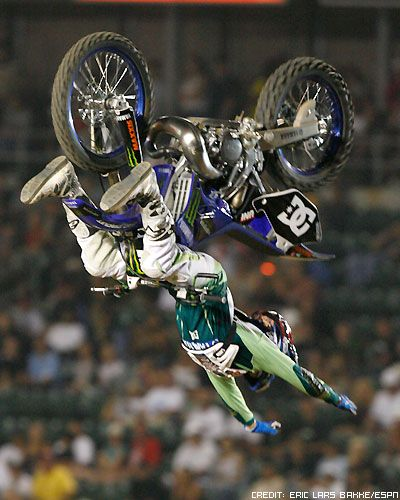 X Games Moto X Freestyle