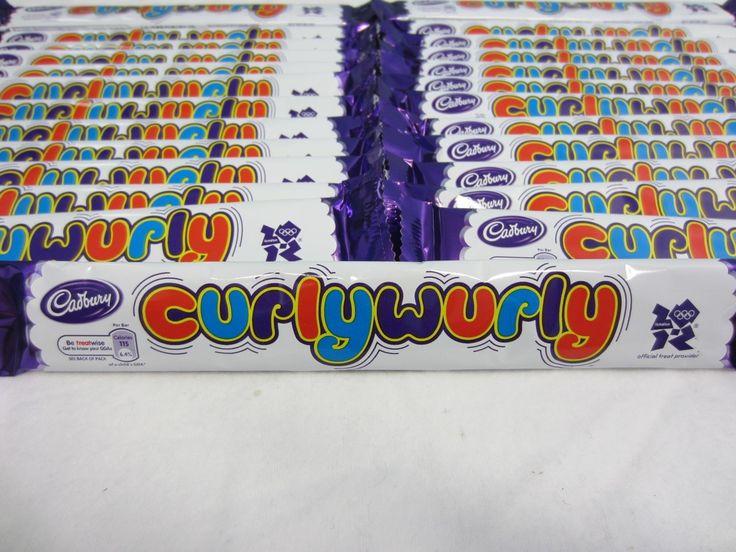 Jolly Good Candy Stop Calgary - Cadbury Curly Wurly, $2.00 (http://www.jollygoodscandy.com/cadbury-curly-wurly/)